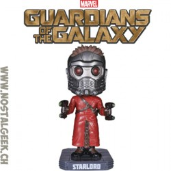 Funko Wacky Wobbler Marvel Star-lord Bobble Head