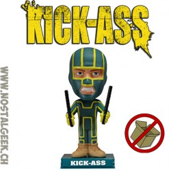 Funko Wacky Wobbler Kick Ass Bobble Head Vinyl Figure
