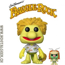 Funko Pop Fraggle Rock Wembley with Doozer