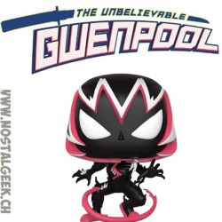 Funko Pop Bobble Marvel Gwenom Vinyl Figure