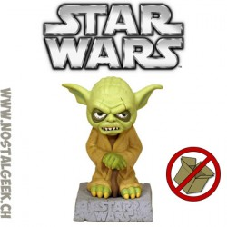Funko Wacky Wobbler Star Wars Yoda Monster Mash-ups Bobble Head