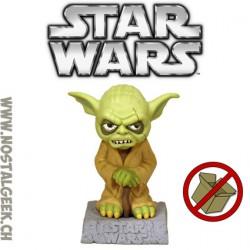 Funko Wacky Wobbler Star Wars Yoda Monster Mash-ups Bobble Head Vinyl Figure