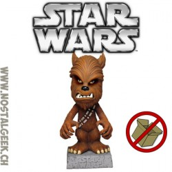 Funko Wacky Wobbler Star Wars - Chewbacca Werewolf Monster Mash-Up Bobble Head Vinyl Figure