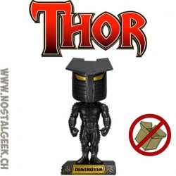 Funko Wacky Wobbler Marvel Thor: The Destroyer Bobble Head Vinyl Figure