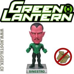 Funko Wacky Wobbler DC Green Lantern - Sinestro Bobble Head Vinyl Figure