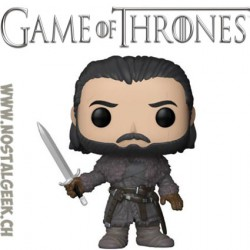 Funko Pop! TV Game of Thrones Beyond The Wall Jon Snow Vinyle Figure