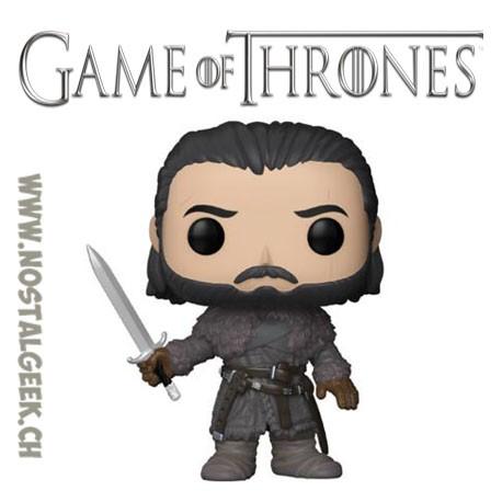 Funko Pop! TV Game of Thrones Beyond The Wall Jon Snow