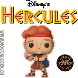 Funko Pop Disney Hercules Chase Exclusive Vinyl Figure