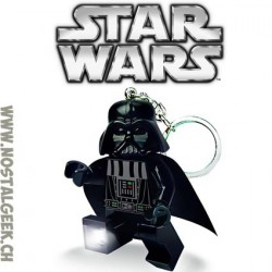 Lego Star Wars Darth Vader Porte-Clés Led