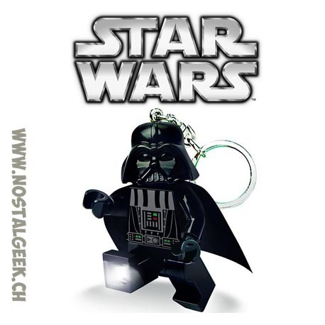 Lego Star Wars Darth Vader Key Chain Ledlite