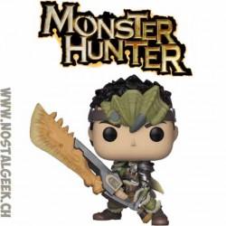 Funko Pop Games Monster Hunters Male Hunter Vinyl Figure