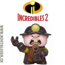 Funko Pop Disney The Incredibles 2 Underminer Vinyl Figure