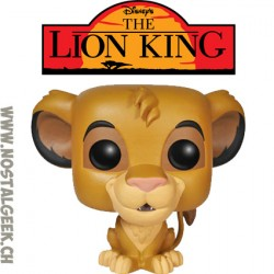 Funko Pop! Disney The Lion King Simba