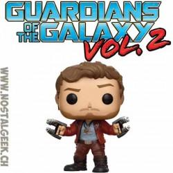 Funko Pop Marvel Guardians of The Galaxy 2 Star-Lord Vinyl Figure