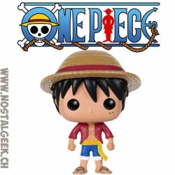 Funko Pop! Anime One Piece Monkey D. Luffy (Rare) Vinyl Figure