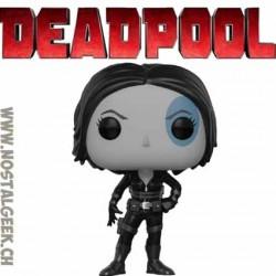 Funko Pop Marvel Deadpool Domino Vinyl Figure