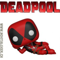 Funko Pop Marvel Deadpool (Casual) Vinyl Figure