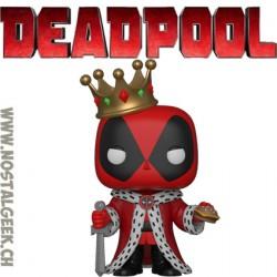Funko Pop Marvel King Deadpool Edition Limitée