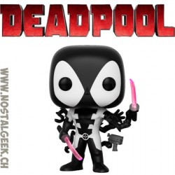 Funko Pop Marvel Deadpool - Venompool Vinyl Figure Damaged Box