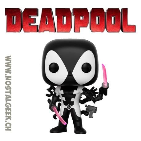 Funko Pop Marvel Deadpool - Venompool Vinyl Figure Damaged Box