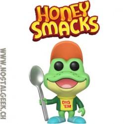 Funko Pop Ad Icons Kellog's Honey Smacks Dig em' Frog