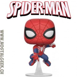 Funko Pop! Marvel Games Spider-man Edition Limitée