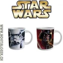 Star Wars Set of 2 Mugs