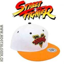 Street Fighter V Emblem Snapback Cap