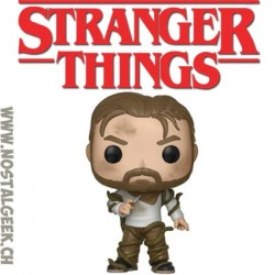 Funko Pop TV Stranger Things Hopper with Vines