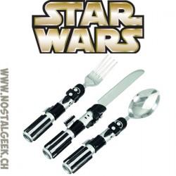 Star Wars Set de couverts Sabre Laser Darth Vader