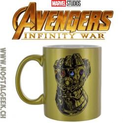 Marvel Avengers Infinity War Tasse Gant de l'infini