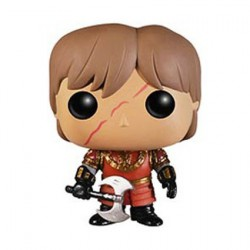 Funko Pop Game of Thrones Tyrion in Battle armor