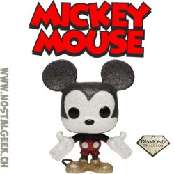 Funko Pop Disney Mickey Mouse (Diamond Collection) Vinyl Figure