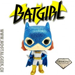 Funko Pop DC Batgirl (Diamond Collection) Vinyl Figure
