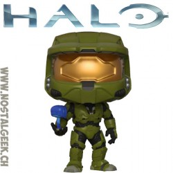 Funko Pop Pop Games Halo Master Chief with Cortana