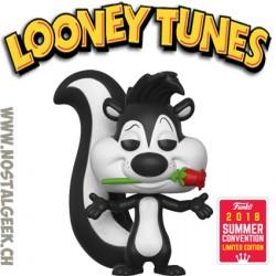 Funko Pop Animation SDCC 2018 Looney Tunes Pepé Le Pew Exclusive Vinyl Figure