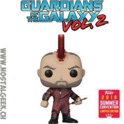 Funko Pop SDCC 2018 Marvel Guardians of the Galaxy 2 Kraglin Edition Limitée