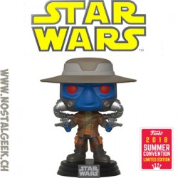 Funko Pop SDCC 2018 Star Wars Cad Bane Edition Limitée