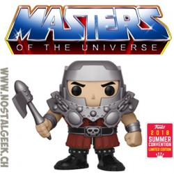 Funko Pop Televisions SDCC 2018 Masters of the Universe Ram Man Exclusive Vinyl Figure