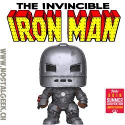 Funko Pop Marvel SDCC 2018 Iron Man Mark 1 Edition Limitée