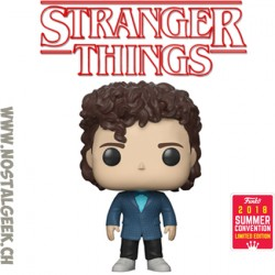 Funko Pop Television SDCC 2018 Dustin (Snowball Dance) Edition Limitée