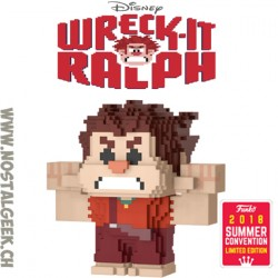 Funko Pop 8-bit SDCC 2018 Wreck-it Ralph Edition Limitée