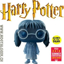 Funko Pop Harry Potter SDCC 2018 Moaning Myrtle Phosphorescent Edition Limitée