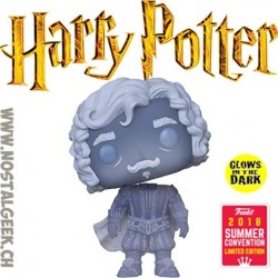 Funko Pop Harry Potter SDCC 2018 Moaning Myrtle (Translucent) GITD Exclusive Vinyl Figure
