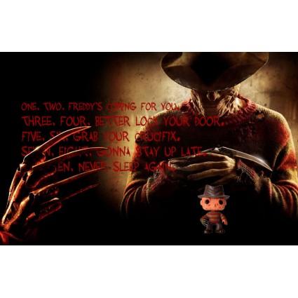 Toy Funko Pop Horror A Nightmare On Elm Street Freddy