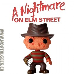 Funko Pop Horror A nightmare On Elm Street Freddy Krueger Vinyl Figure