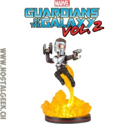 QFig Marvel Comics Guardians of The Galaxy Star-Lord light up
