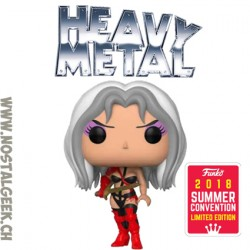 Funko Pop SDCC 2018 Exclusive Vinyl Figure