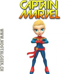 Funko Rock Candy Marvel Captain Marvel Vinyl Figure