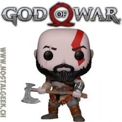 Funko POP Games God of War Atreus Boîte abîmée